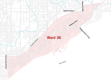 Ward 36 Scarborough Southwest