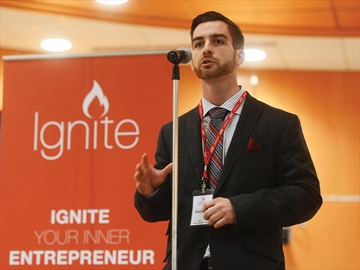 Ignite pitch competition