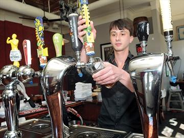 Beerfest in Brooklin