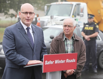 MTO invests in snow clearing