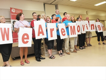 Northumberland United Way moving