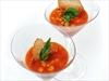 Tomato Corn & Basil Soup