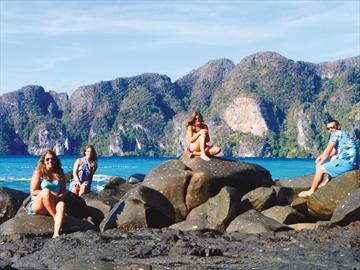 Uxbridge globetrotters explore Thailand