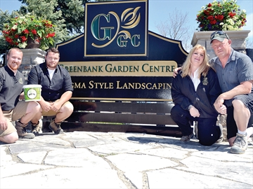 Greenbank Garden Centre launches Miryal