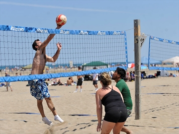 Heatwave Volleyball