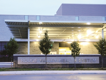 Rouge Valley hospital
