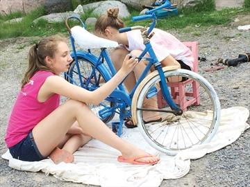 Castleton bike project