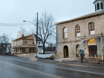 Throwback Thursday - Alnwick/Haldimand Township Building