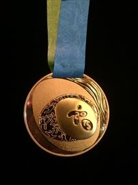 Pan Am/Parapan Am Games Gold