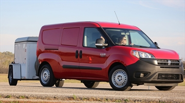 2016 Ram ProMaster City Cargo - 2016 Ram Heavy Hauler Media Program