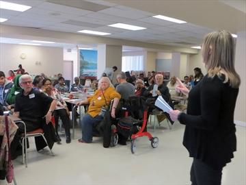 TCHC reform meeting