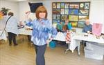 SCARBOROUGH URBAN HERO: Linda Hampson runs programs for local seniors-image1