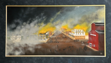 130th anniversary of Port Perry fire