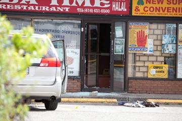 the city's lastest homicide