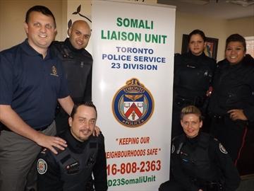 Somali Liaison Unit Job Fair
