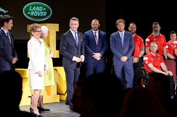 2017 Invictus Games launch
