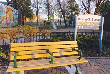 Toronto councillor hosts meeting to get input, ideas for small parkette upgrade project-image1