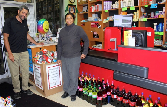 Ethnic Stores And Food Banks