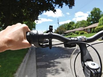 Destination Durham Oshawa bike ride