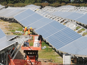 Wesleyville solar