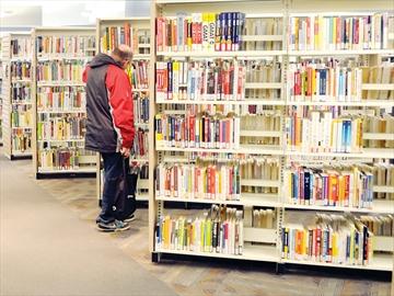 Oshawa library