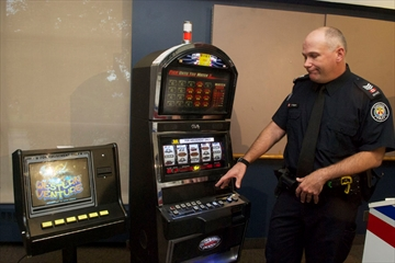 Police move on illegal gambling in north Scarborough-image1