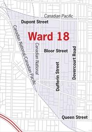Ward 18 - Davenport