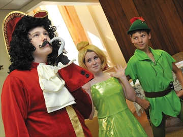 Peter Pan Junior goes to Port Perry