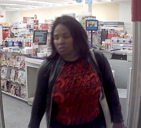 Police looking for alleged Cambridge Shoppers Drug Mart shoplifter
