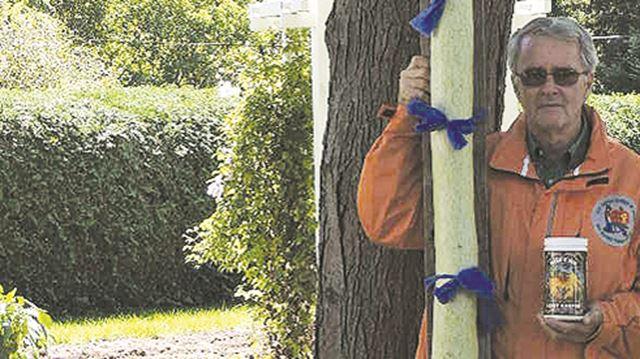 Richmond man grows record-breaking gourd