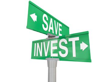 Save vs. Invest