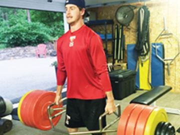Athletes flock to Washago gym