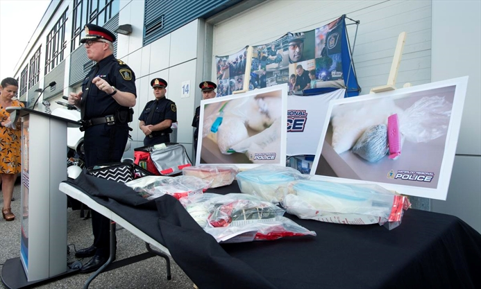 Police seize $750,000 in drugs, cash, property | TheRecord com