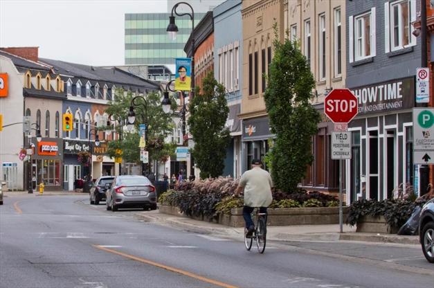 Better cities focus of new Niagara film fest