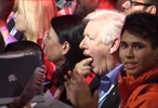 Rae gags as Trudeau praises Harper-Image1