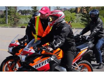 Why an accredited college is the best choice for motorcycle rider training Humber Motorcycle Rider Training 55 Woodbine Downs Blvd. Toronto, ON M9W 6N5 416-798-0300