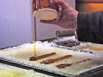 Councillor cooking up plan for community sugar bush