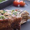 Mouth-watering steak at Muskoka Chophouse
