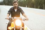 Singer/songwriter Reuben Bullock rides into Mariposa in Orillia
