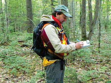 Ecological surveys conducted in Penetanguishene area