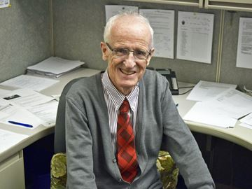 John Curry appointed new editor
