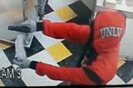 Little Caesars armed robbery suspect
