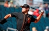 Giants' Moore satisfied with first outing of spring-Image1
