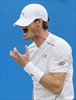 Murray nears record 5th title, plays Raonic in Queen's final-Image1