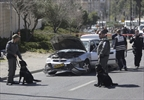 Israel police: Palestinian rams car into people, injures 5-Image1