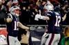 Hogan's big receiving day helps lead Patriots to Super Bowl-Image1