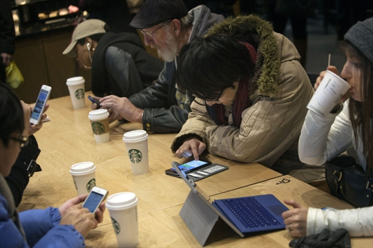 Millennials? Call them java junkies