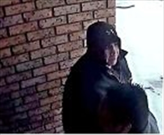 Hamilton police are seeking the public's help in identifying this man who allegedly broke into a home in the area of Upper Wentworth Street and Mohawk Road East earlier this year.
