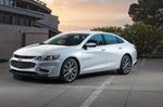 Next-Gen Chevrolet Malibu Starts at $21,745-image1