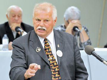 Uxbridge candidate: Jack Ballinger for regional councillor